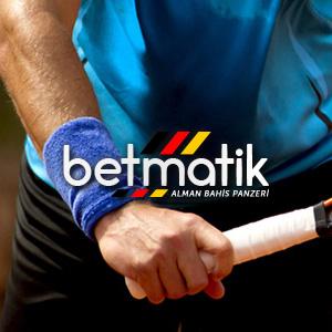 betmatik tenis bahisleri