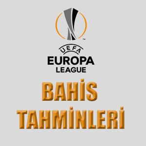 UEFA Avrupa Ligi maçlarının bahis tahminlerini yazımızda sizler için paylaştık.