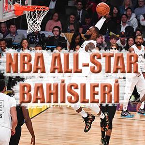 NBA All-Star bahisleri yaparken nelere dikkat etmelisiniz yazımızda detaylıca açıkladık.