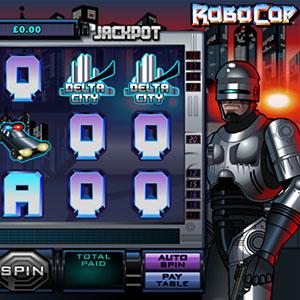 Robocop online slot oyunu